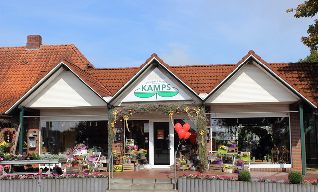 Gärtnerei Kamps